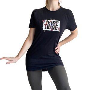 ROSE LONDON (M) contemporary black shirt